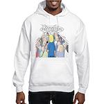 Airline Luggage Fees Hooded Sweatshirt