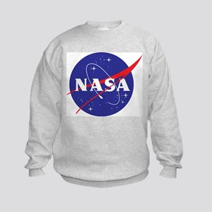 NASA Logo Kids Sweatshirt