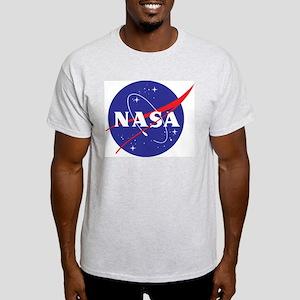 NASA Logo Light T-Shirt
