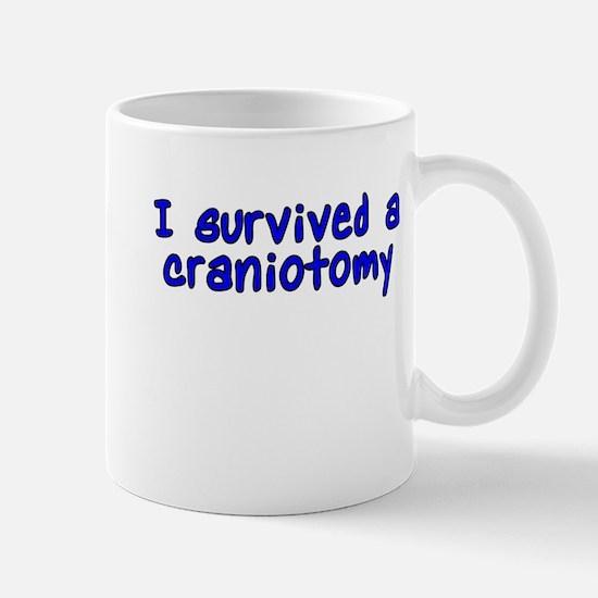 I survived a craniotomy - Mug