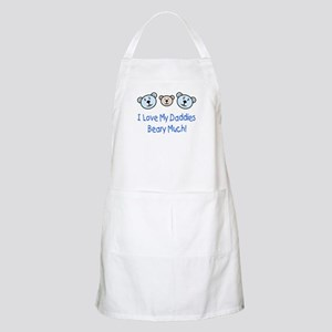I Love My Daddies.. BBQ Apron
