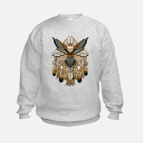 Aplomado Falcon Dreamcatcher Sweatshirt