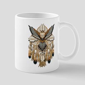 Aplomado Falcon Dreamcatcher Mug