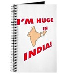 """""""I'm Huge in India!"""" Journal"""