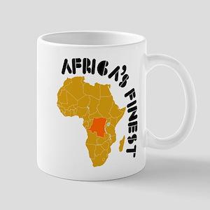 Congo Africa's finest Mug