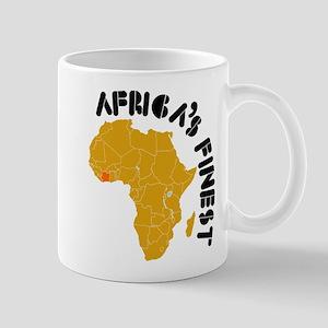 Cote D Ivoire Africa's finest Mug
