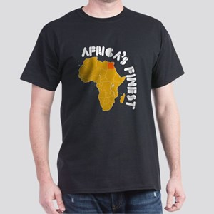 Egypt Africa's finest Dark T-Shirt