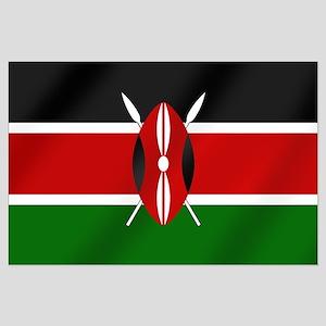 Flag of Kenya Large Poster