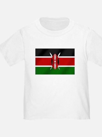 Flag of Kenya T