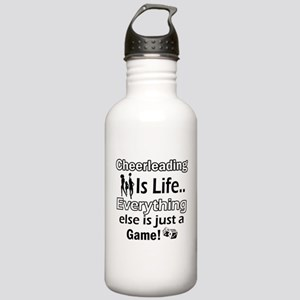 Cheerleading Is Life Stainless Water Bottle 1.0L