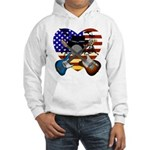 Power trio4 Hooded Sweatshirt