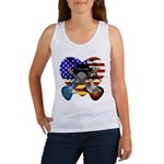 Power trio4 Women's Tank Top