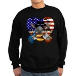 Power trio4 Sweatshirt (dark)