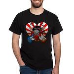 Power trio5 Dark T-Shirt
