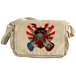 Power trio5 Messenger Bag
