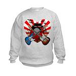 Power trio5 Kids Sweatshirt