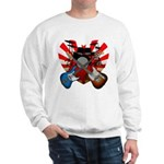 Power trio5 Sweatshirt