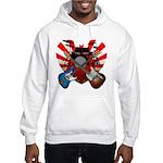 Power trio5 Hooded Sweatshirt
