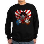 Power trio5 Sweatshirt (dark)