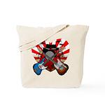Power trio5 Tote Bag