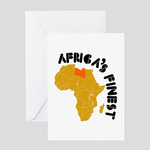 Libya Africa's finest Greeting Card