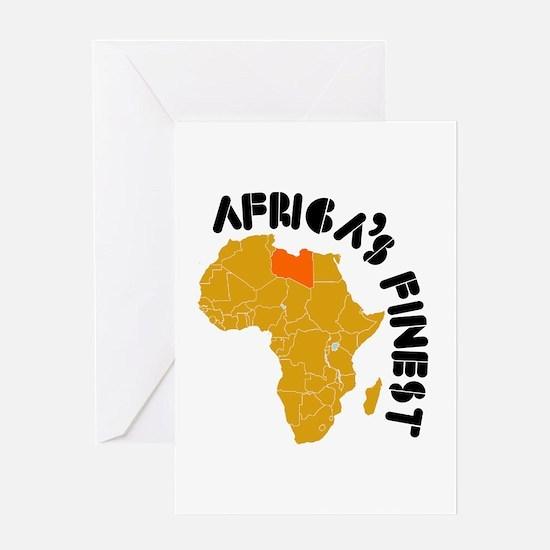 Libya Africa's finest Greeting Card