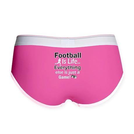 American Football Is Life Women's Boy Brief