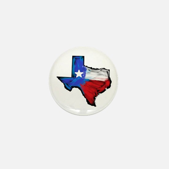 TEXAS Mini Button
