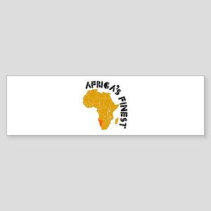 Namibia Africa's finest Sticker (Bumper)