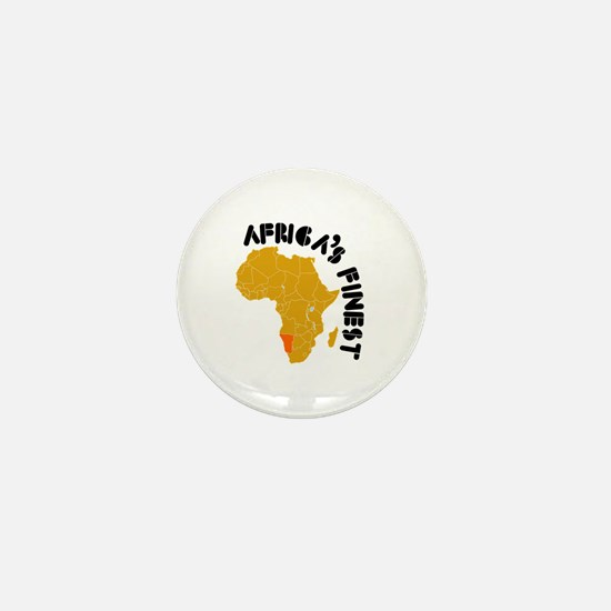 Namibia Africa's finest Mini Button