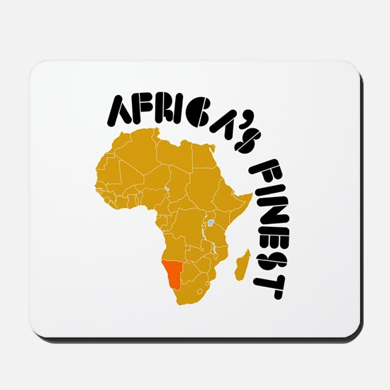 Namibia Africa's finest Mousepad