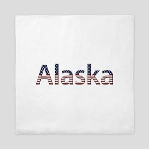 Alaska Stars and Stripes Queen Duvet