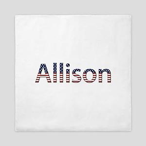 Allison Stars and Stripes Queen Duvet