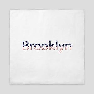 Brooklyn Stars and Stripes Queen Duvet