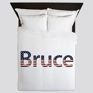 Bruce Stars and Stripes Queen Duvet