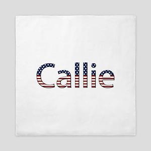 Callie Stars and Stripes Queen Duvet
