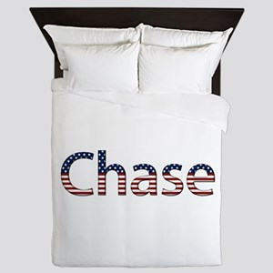 Chase Stars and Stripes Queen Duvet
