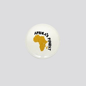 Rwanda Africa's finest Mini Button