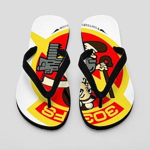 303rd FS Flip Flops
