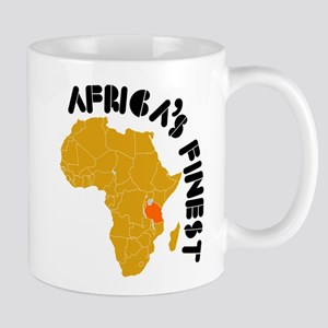 Tanzania Africa's finest Mug