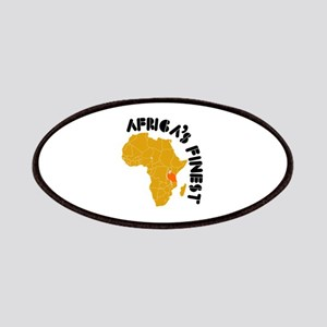 Tanzania Africa's finest Patches