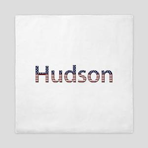 Hudson Stars and Stripes Queen Duvet