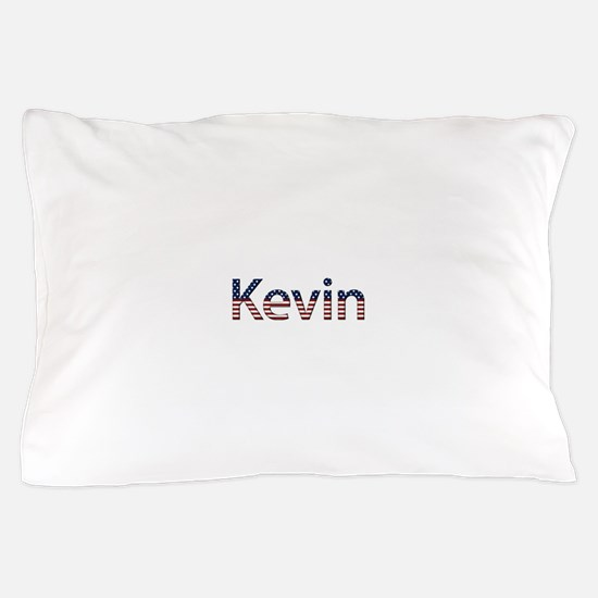 Kevin Stars and Stripes Pillow Case
