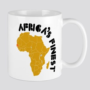 Senegal Africa's finest Mug