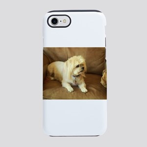 indoor dogs floppy ears Koko l iPhone 7 Tough Case