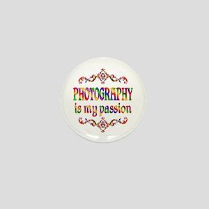 Photography Passion Mini Button