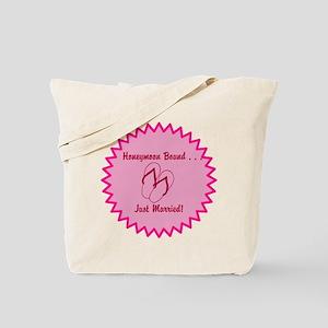 Honeymoon Bound Tote Bag