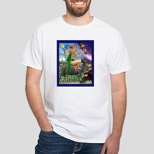 DEMETER White T-Shirt