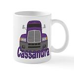 Trucker Cassandra Mug