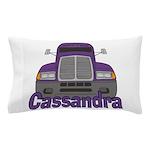 Trucker Cassandra Pillow Case